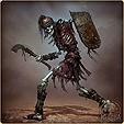 Скелет Стражник
